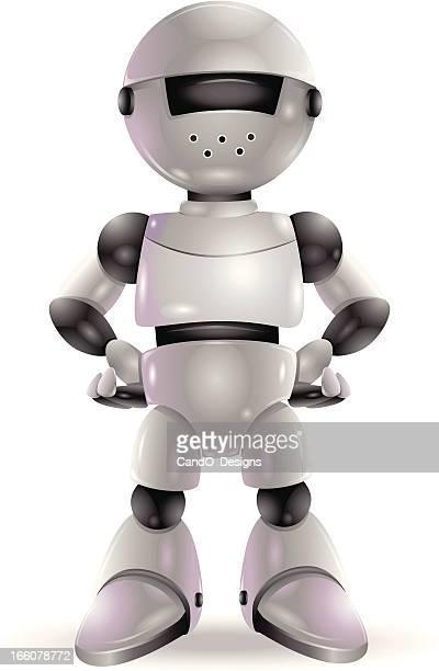 Robot: Brave & Proud