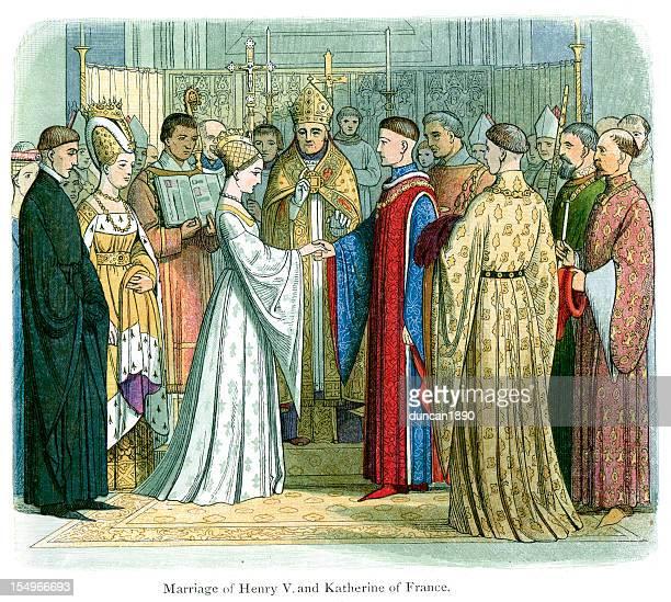 Royal Wedding of King Henry V
