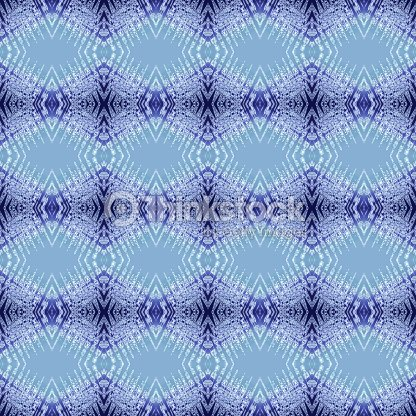 seamless pattern with white gray pale blue art lines and forms