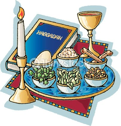 Seder Plate Passover Vector Art | Thinkstock