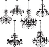 Selection of Chandeliers