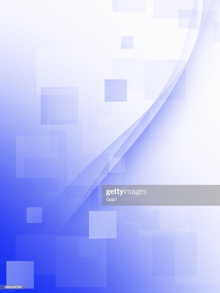 Macia azul : Ilustração de stock