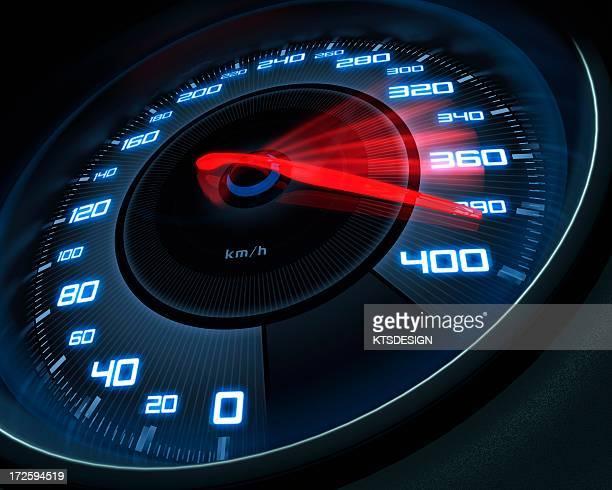 Speedometer, artwork