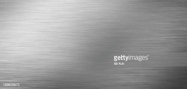 texture en acier inoxydable