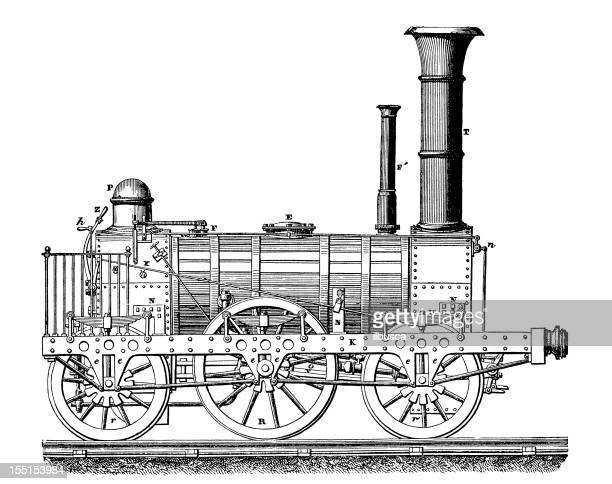Steam Train Stock Illustrations And Cartoons | Getty Images