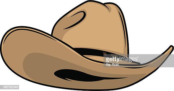 Cowboy Hat Vector Art | Getty Images