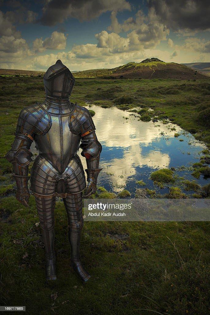 Summer Knight : Stock Illustration