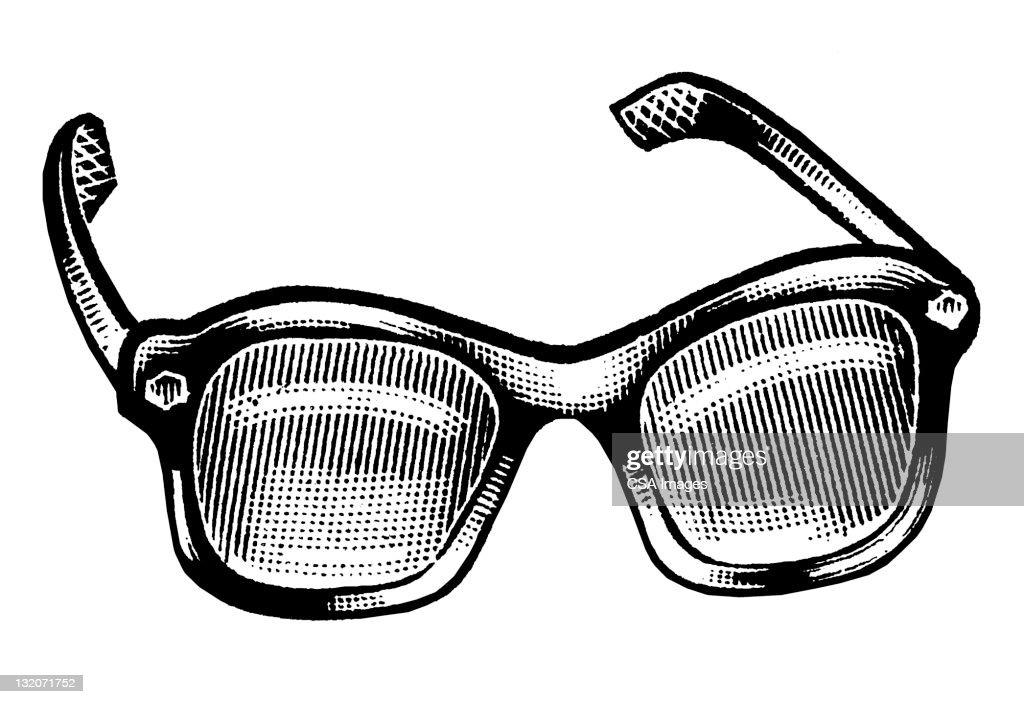 Sunglasses : Stock Illustration