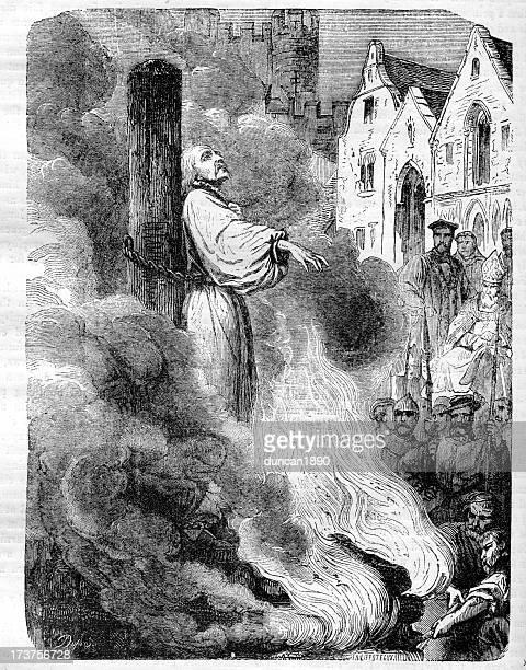 The Burning of Archbishop Cranmer