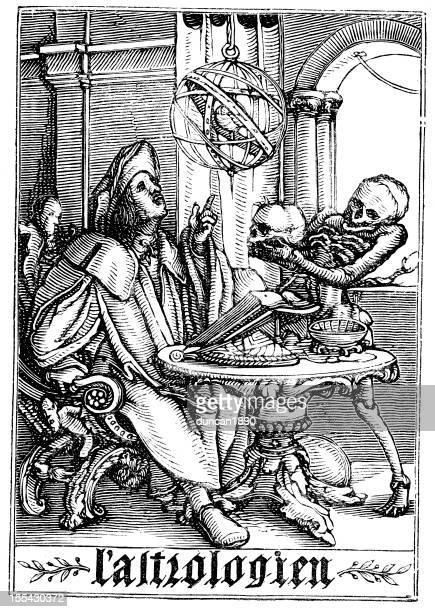 The Dance of Death - Astrologer