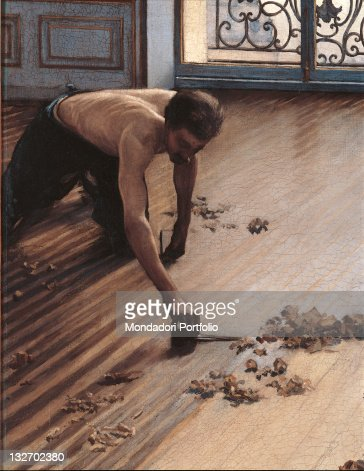 The Floor Planers By Gustave Caillebotte 1875 19th Century