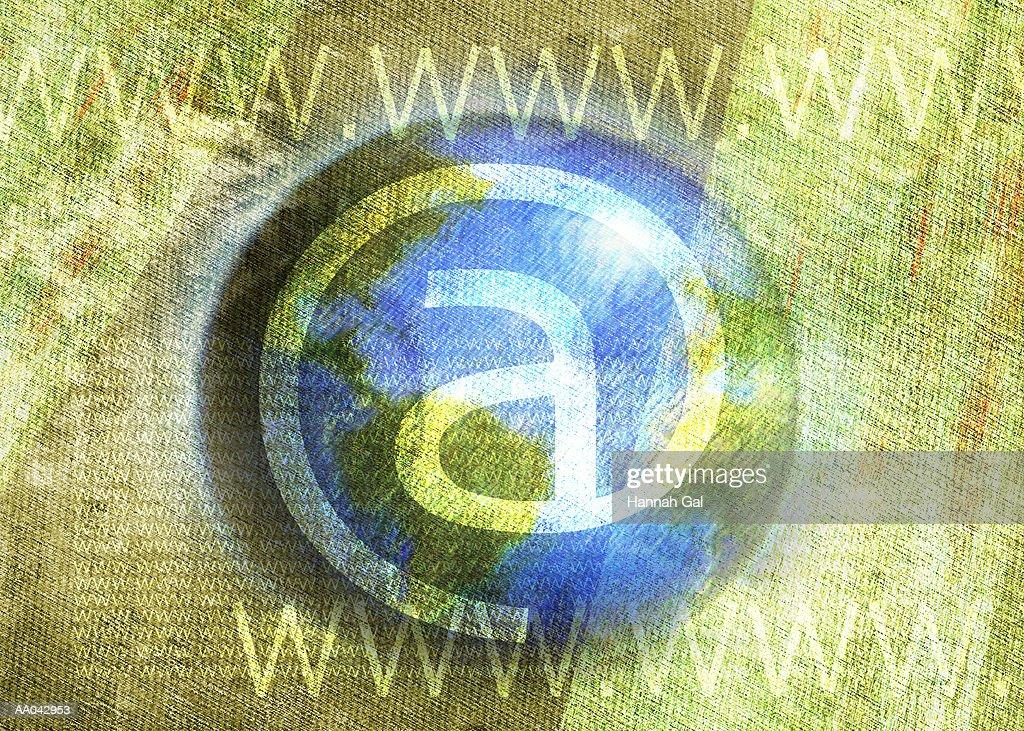 The Internet : Stock Illustration