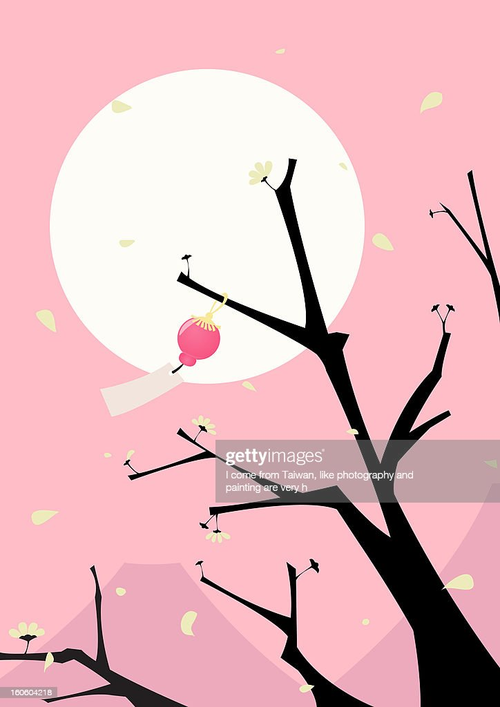 The Spring : Stock Illustration