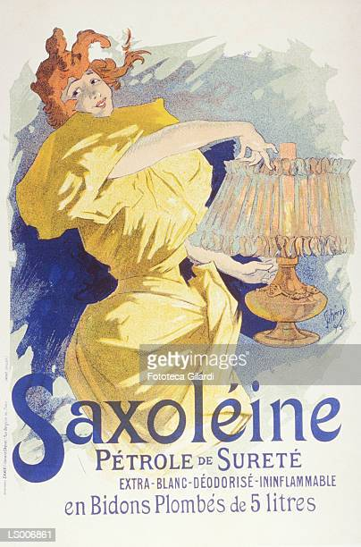 The Unscented fuel Saxoleine for Paraffin Lamps