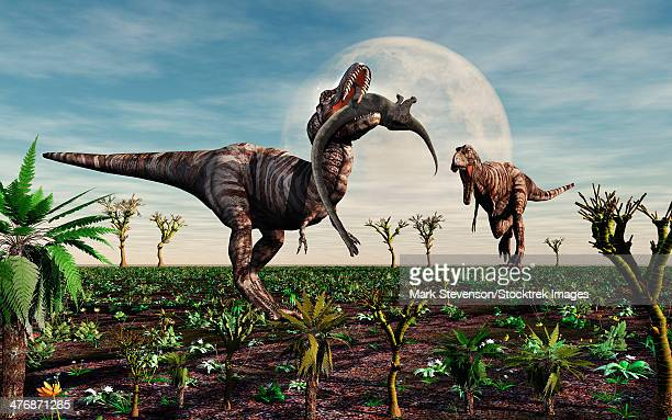 Image result for images of dinosaur devouring its young