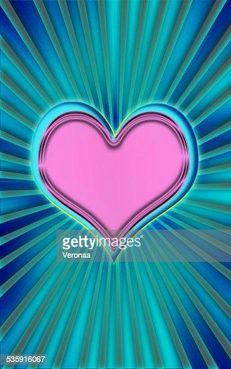 Fondo de San Valentín : Ilustración de stock