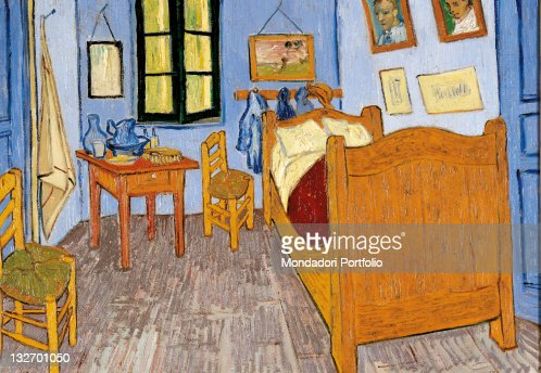 van goghs bedroom in arlesvincent van gogh 1889 19th century