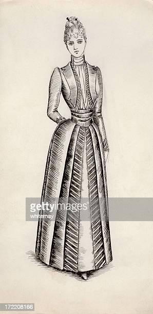 Victorian / Edwardian costume design