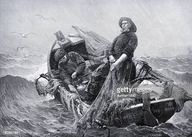 Victorian Fishermen