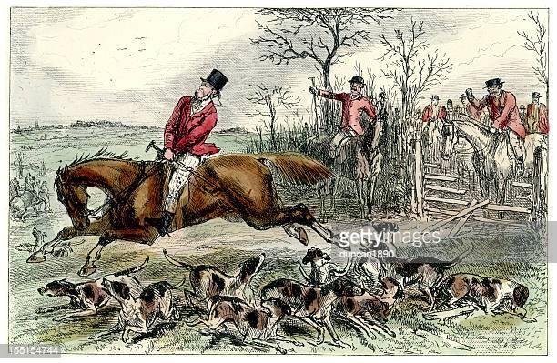 Victorian Fox Hunt
