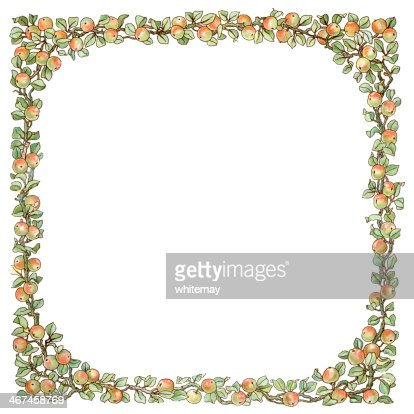 Square Victorian Frame