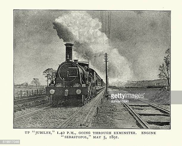 Road Going Steam Engine Stock Illustrations And Cartoons ...