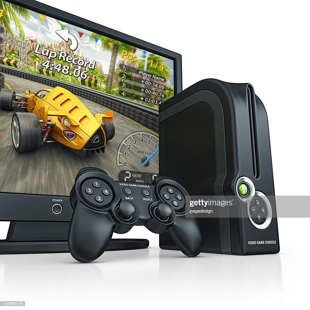 video game : Stock Illustration