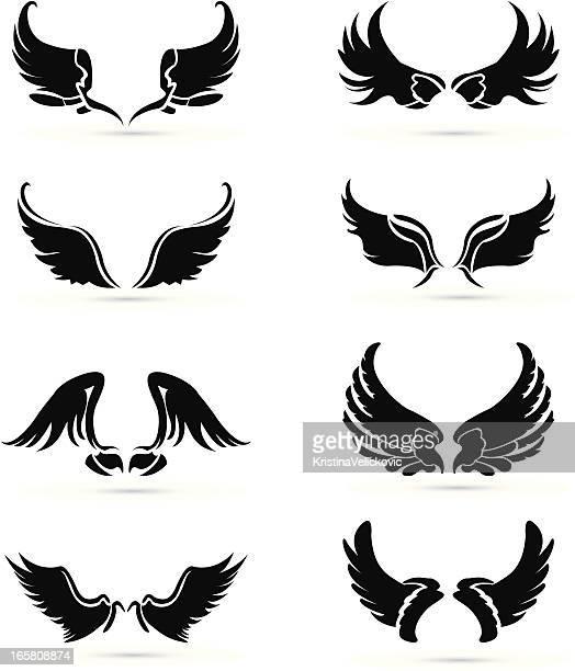 wings Symbole