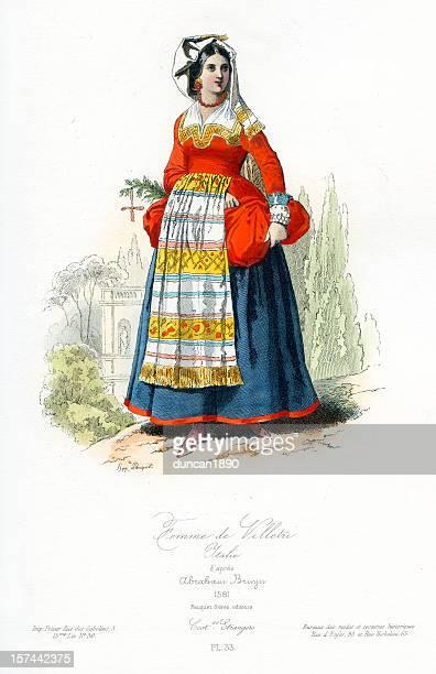 Woman of Villetri