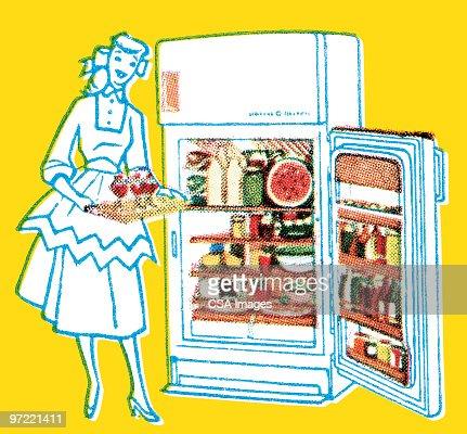 full refrigerator clipart. keywords full refrigerator clipart 2