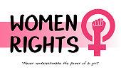 Women Girl Power Feminism Equal Opportunity