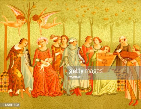 ids of italian renaissance General: italian renaissance was the birth of change it was the return of the classical that separated them from the middle ages the renaissance period effected the artist and.