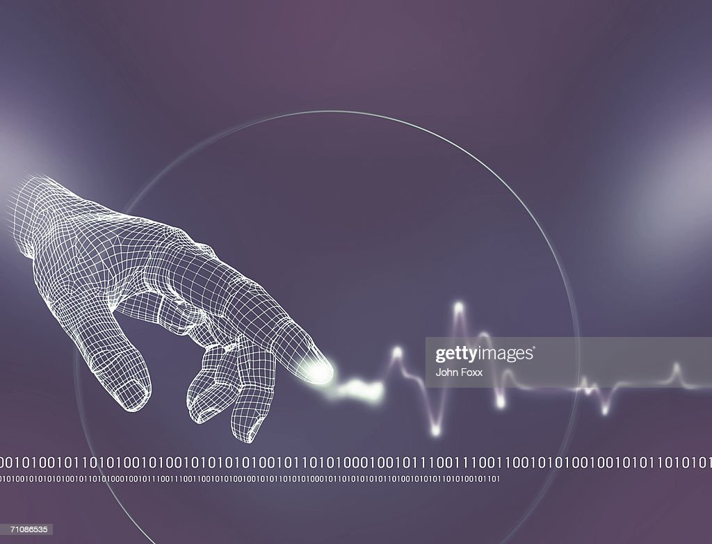 World Communication Montage : Stock Illustration
