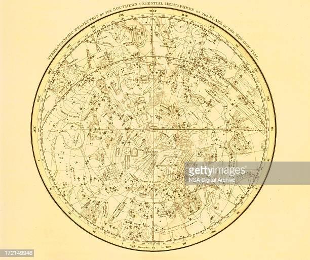 Zodiac Map