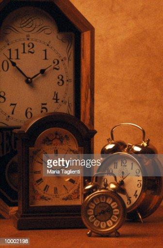 CLOCKS : Stock Photo