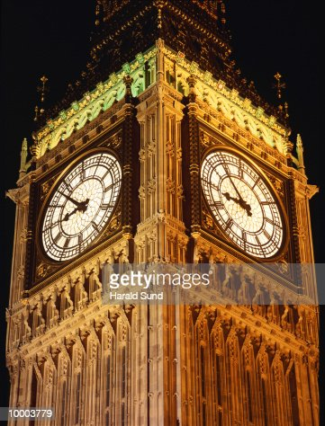 BIG BEN IN LONDON : Stock-Foto