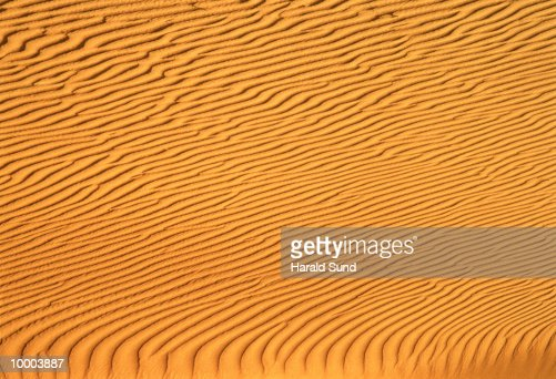 SAND AT DEATH VALLEY NATIONAL MONUMENT IN CALIFORNIA : ストックフォト