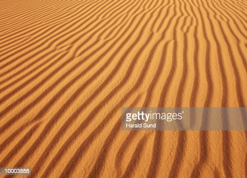 SAND AT DEATH VALLEY NATIONAL. MONUMENT IN CALIFORNIA : Stock Photo