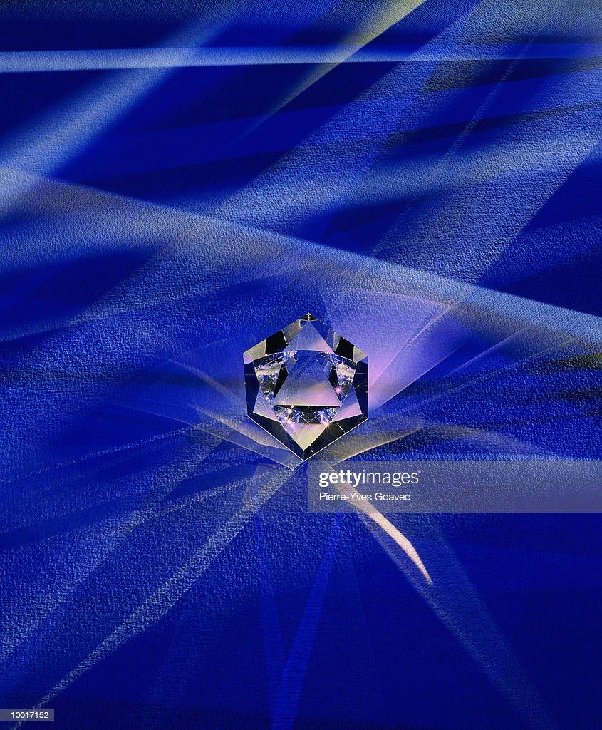 BRILLIANT DIAMOND : Stock Photo
