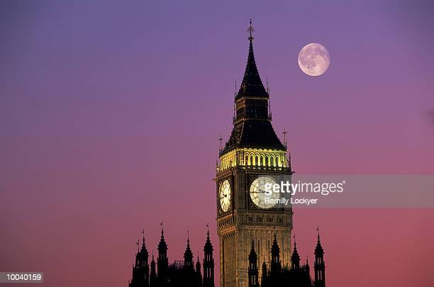 BIG BEN & PARLIAMENT IN LONDON