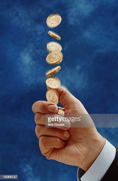 COINS & HAND