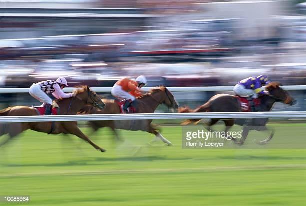 HORSE RACING, ENGLAND
