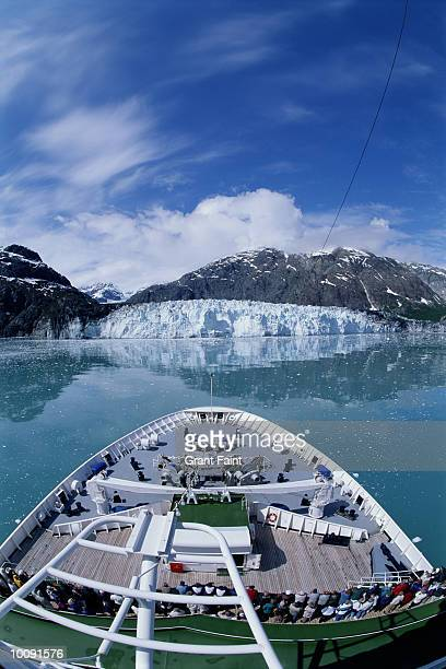 MARGERIE, THE NEW AMSTERDAM AT GLACIER BAY, ALASKA
