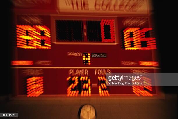 BASKETBALL SCOREBOARD