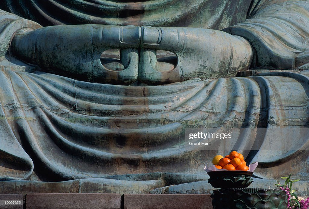 GREAT BUDDHA, KAMAKURA, JAPAN : Stock Photo