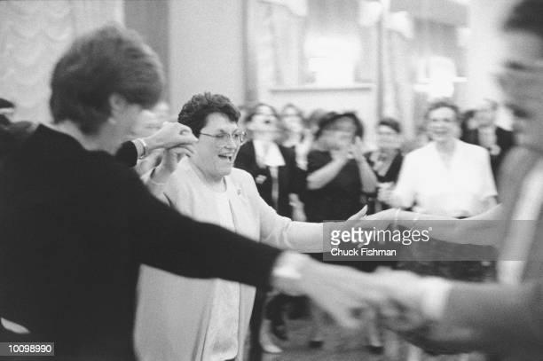TRADITIONAL DANCE AT BAT MITZVAH- LONG ISLAND, NEW YORK