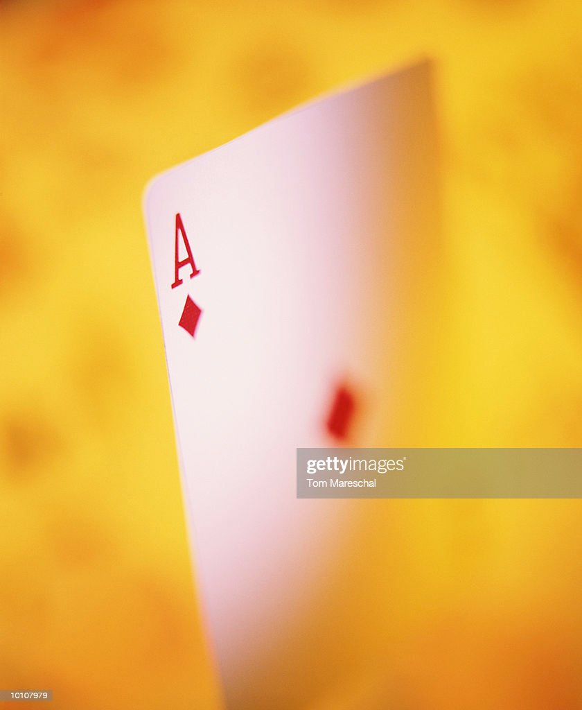 ACE PLAYING CARD
