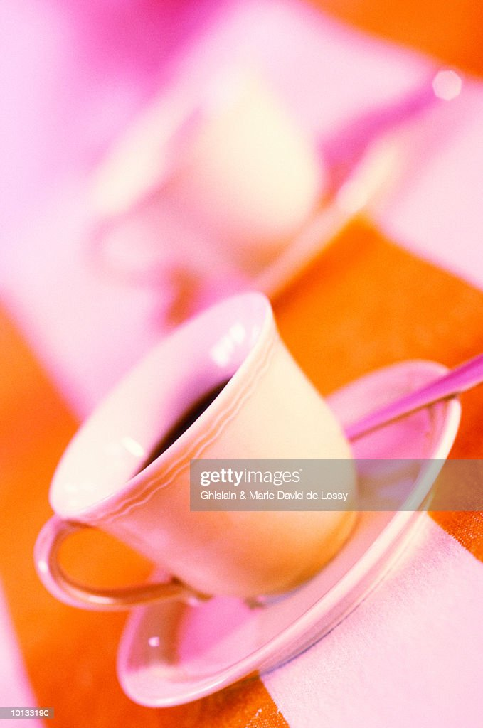 COFFEE CUPS : Stock Photo