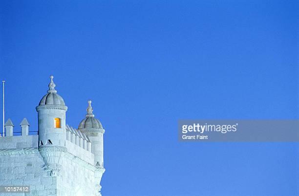 LISBON, PORTUGAL, TORRE DE BELEM