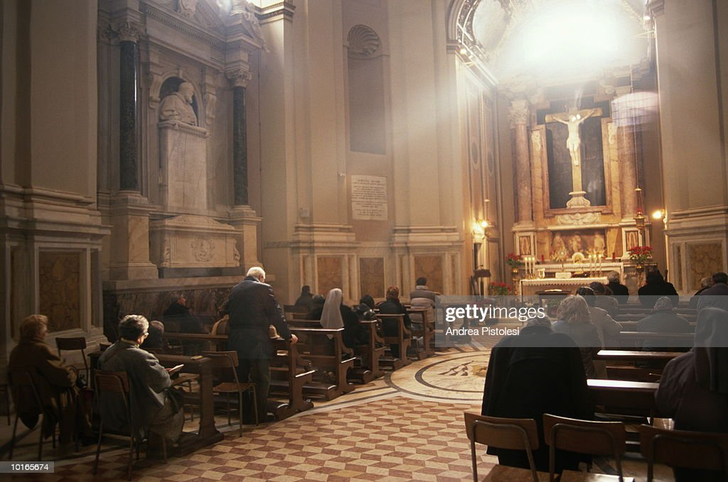 ROME, ITALY, SAN GIOVANNI IN LATERANO : Stock Photo